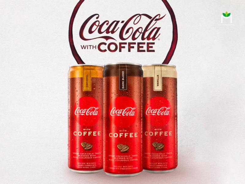 Sau thời gian dài nghiên cứu, phiên bản Coca Cola hương cafe mới được kỳ vọng sẽ làm nên chuyện