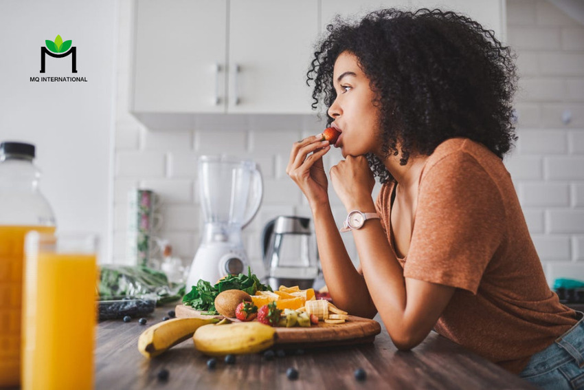 Số người ăn chay tại Anh ngày càng tăng