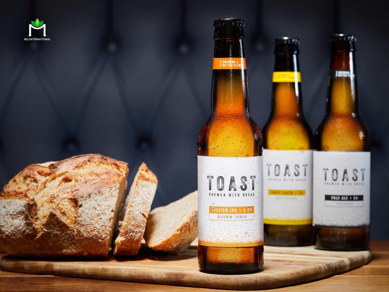 Toast Ale là start-up thành công với mô hình sản xuất đồ uống có cồn thân thiện với môi trường