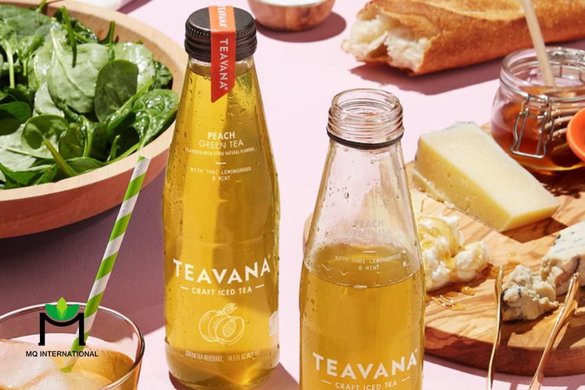 Trà RTD hương trà xanh, hương hoa, hương mật ong... ngày càng được ưa chuộng