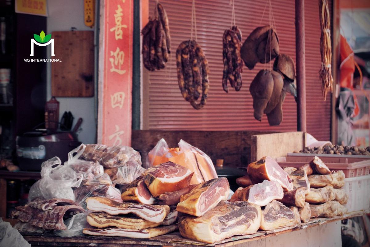 Trung Quốc liên tiếp đối mặt với khủng hoảng khan hiếm thịt heo