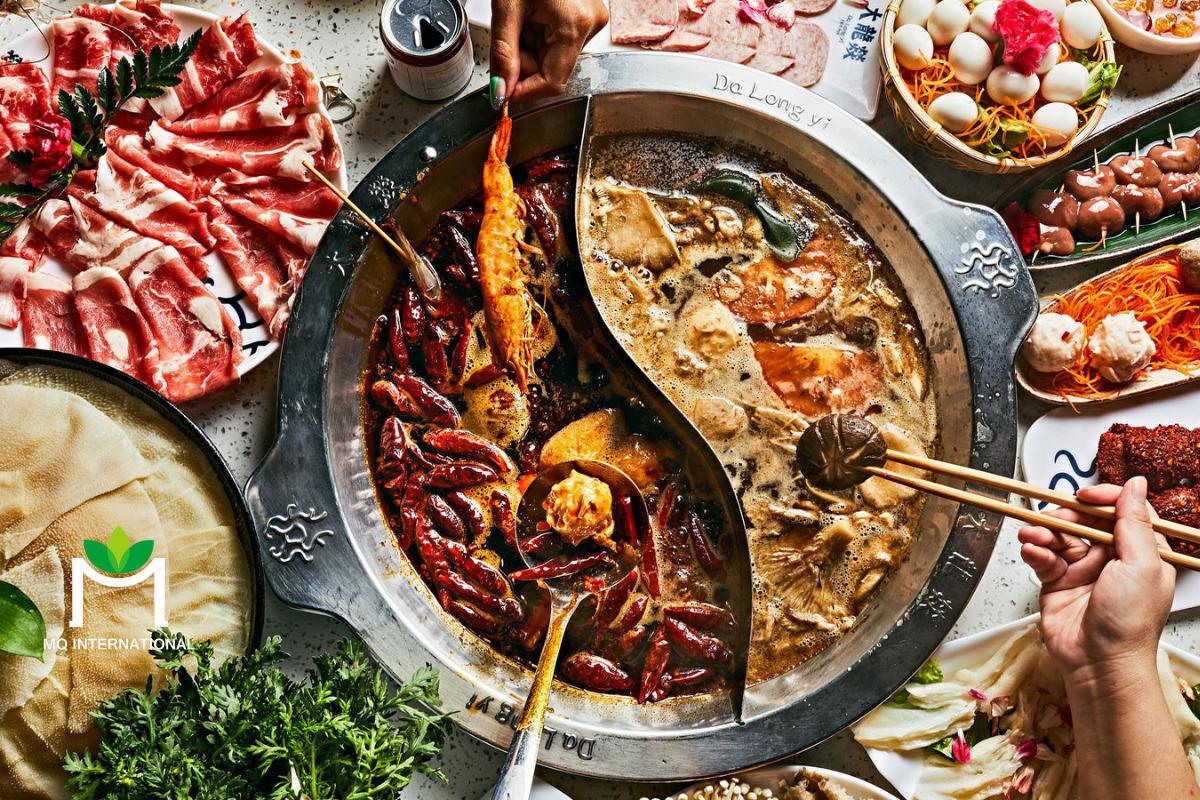 Văn hóa ẩm thực của người Trung Quốc là điều cần quan tâm khi phát triển thịt thực vật