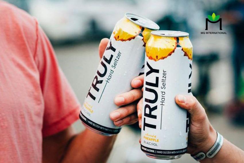 Văn hoá đại chúng với những xu hướng đồ uống mới khơi nguồn sáng tạo cho thị trường hard seltzer