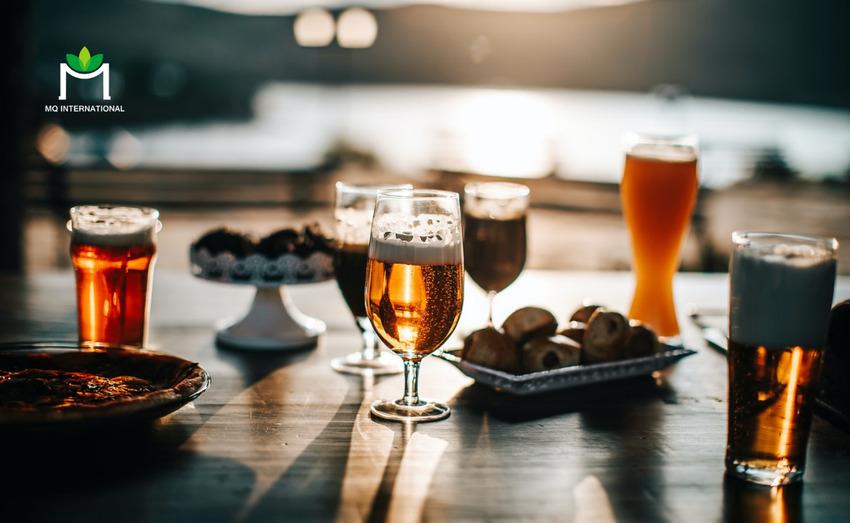 Việc phân biệt tên những loại bia hương hoa quả đơn giản rất nhiều