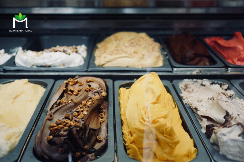 Xu hướng ăn chay tại Anh tạo đà tăng trưởng cho thị trường kem thuần chay