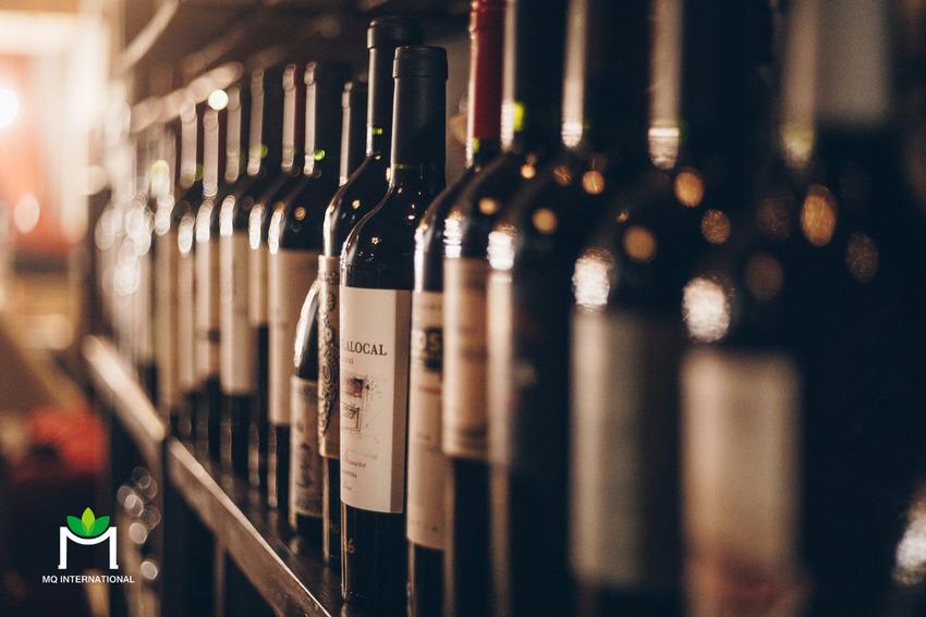 Covid-19 khiến việc kinh doanh rượu vang bị gián đoạn