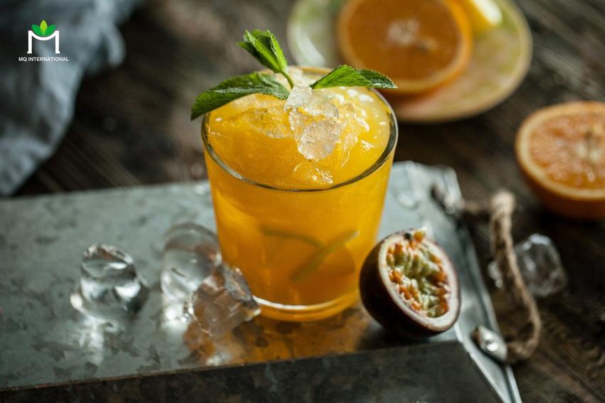 Hương chanh dây là hương liệu trái cây nhiệt đới đặc trưng