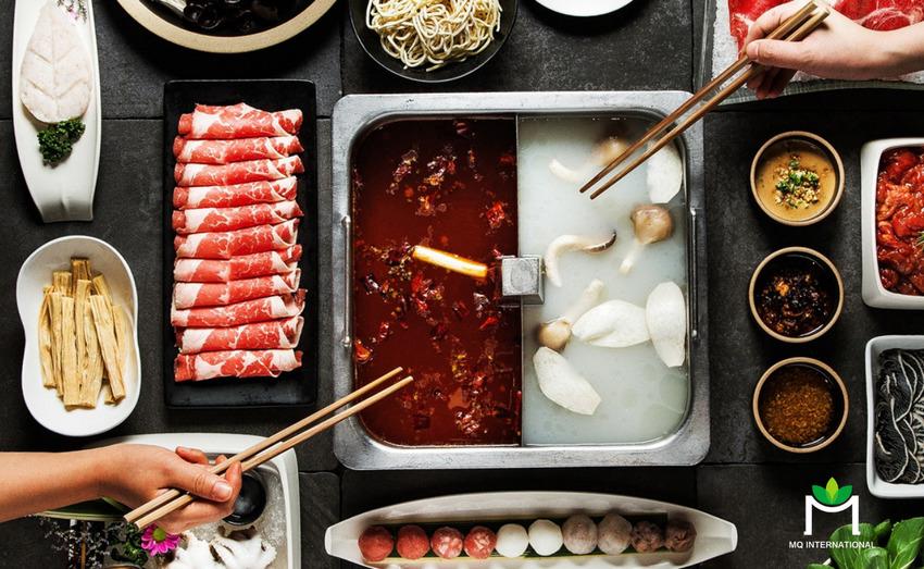 Lẩu Haidilao là một trong những xu hướng ẩm thực mới tại Việt Nam gần đây