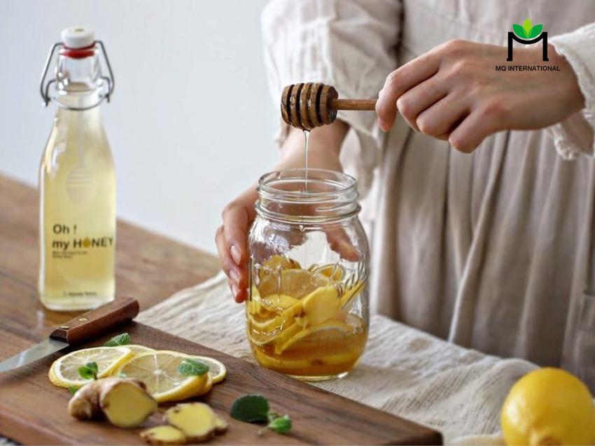 Mật ong là một trong những chất tạo ngọt thay thế cho đường trong ngành F&B