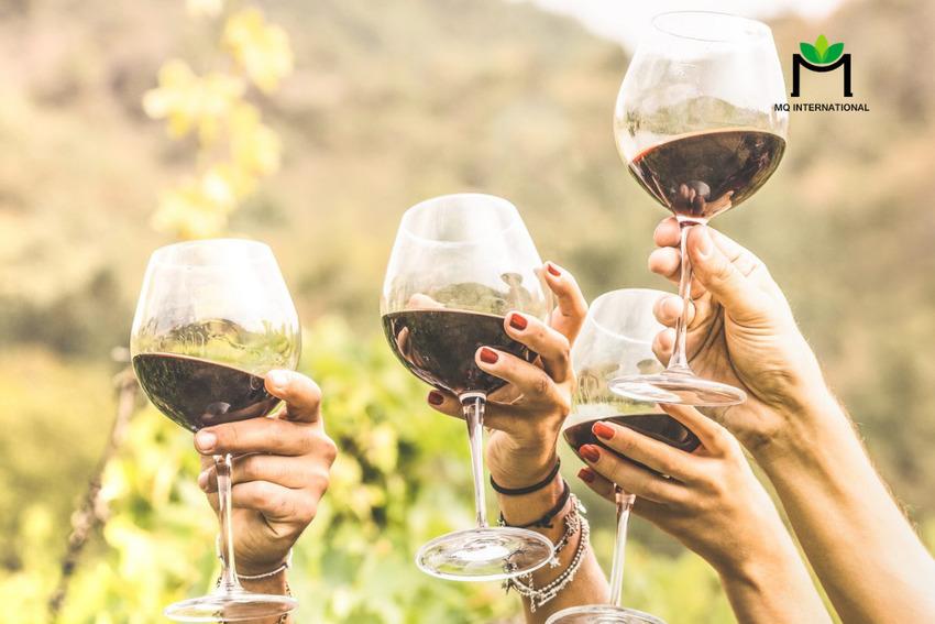 Sản lượng rượu vang 2020 tiếp tục giảm so với năm ngoái