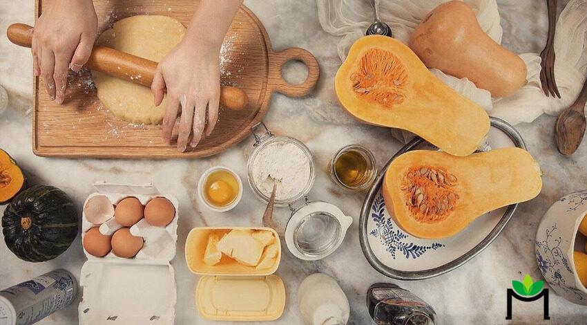 So với bột mì, bột thực vật không hạt giàu dinh dưỡng và không có gluten