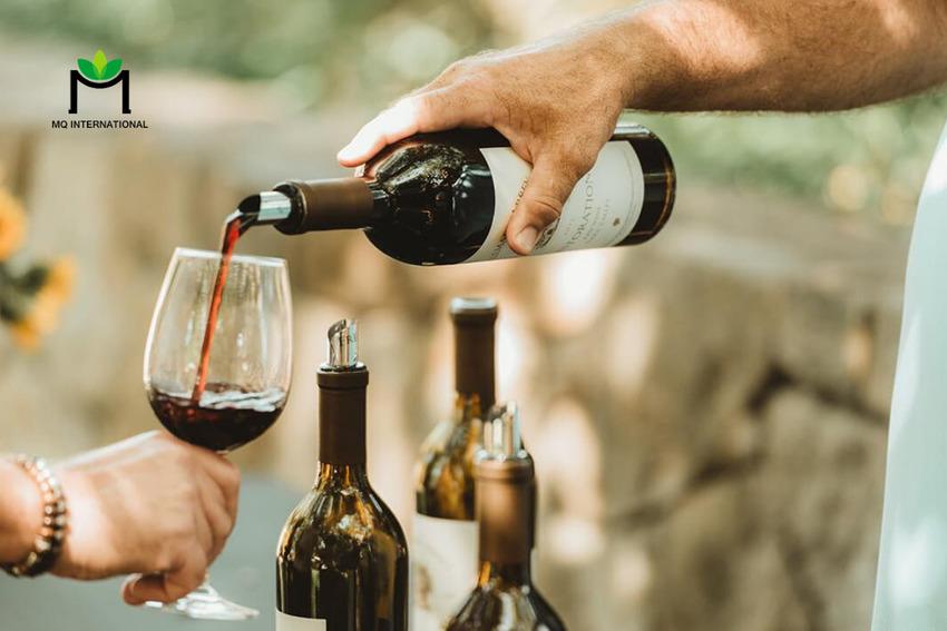 Thị trường rượu vang toàn cầu cũng có nhiều dấu hiệu ảm đạm