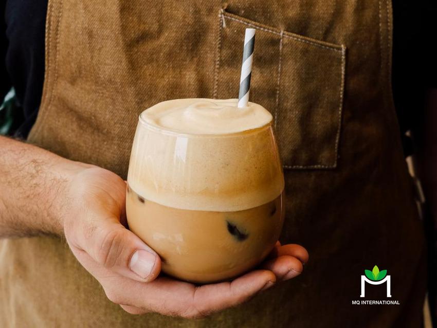 Chế biến loại thức uống đặc biệt này khiến người tiêu dùng cảm thấy vui vẻ