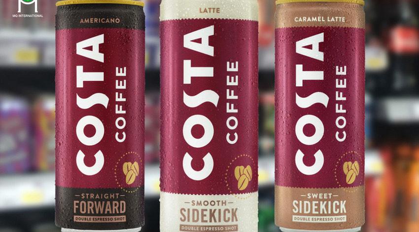Coca Cola và Costa ra mắt dòng sản phẩm RTD hương vị cafe