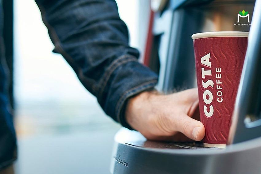 Costa có hơn 4.000 cửa hàng và 9.000 máy bán hàng tự động trên 32 quốc gia