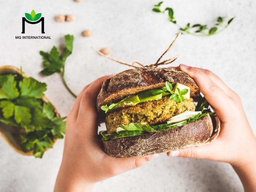 Đồ ăn chay ngày càng chứng tỏ được vị thế trong ngành ẩm thực
