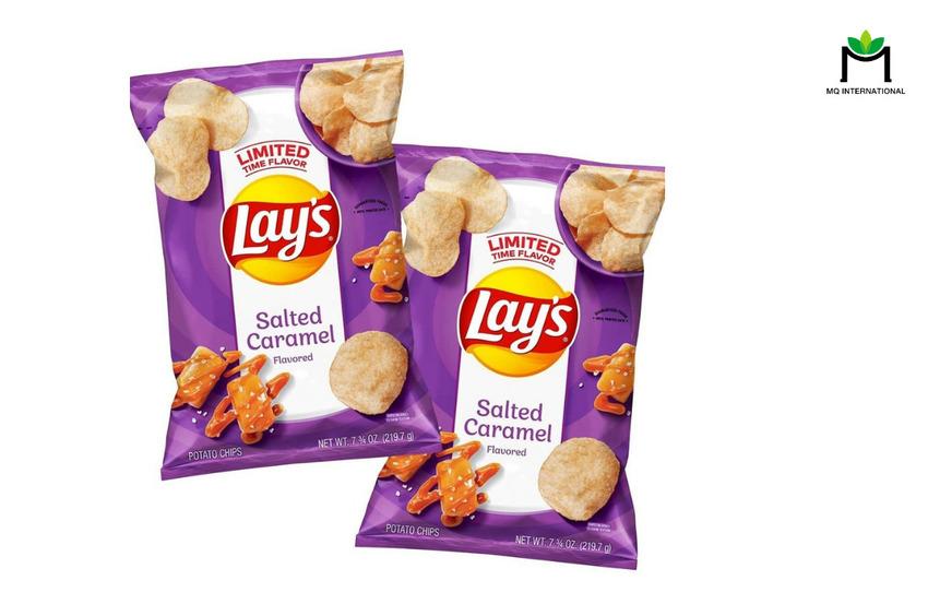 Khoai tây chiên hương ngọt mới của Lay's là sản phẩm snack phiên bản giới hạn cho Giáng sinh 2020