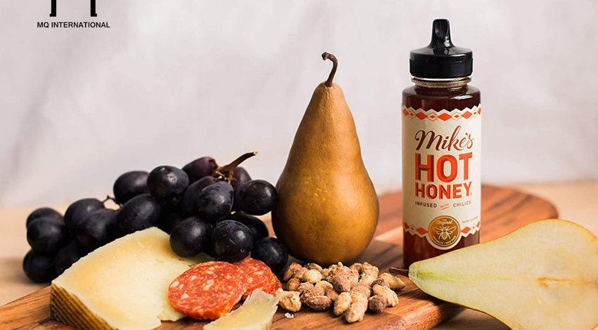 Mật ong nóng là một công thức rất phổ biến tại Mỹ