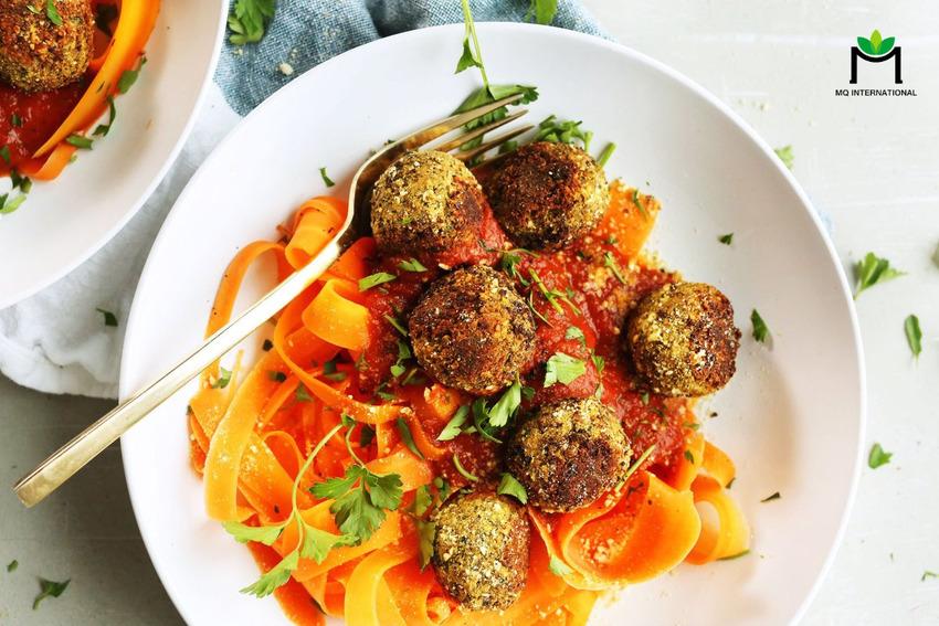 Một món ăn kết hợp với hương vị hoài niệm, giàu dinh dưỡng, nguồn gốc thực vật có thể thu hút người tiêu dùng