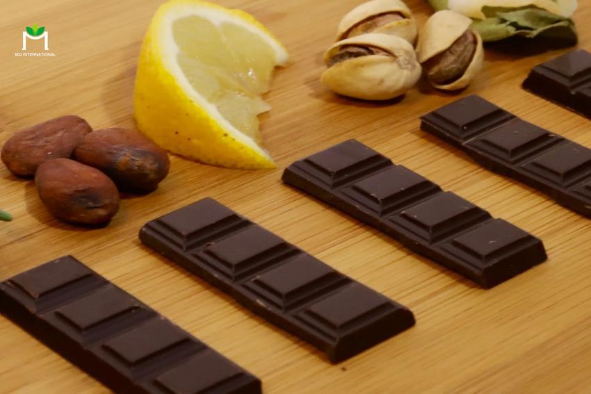 Ngày càng có nhiều hương vị được bổ sung vào chocolate