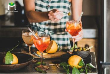 Người tiêu dùng có xu hướng tự thực hiện các món uống tại nhà để gợi nhắc những trải nghiệm bên ngoài