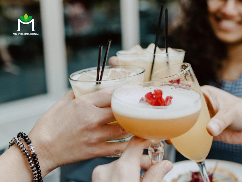 Người tiêu dùng sẽ thích các loại đồ uống giúp thư giãn, giải tỏa tâm trạng