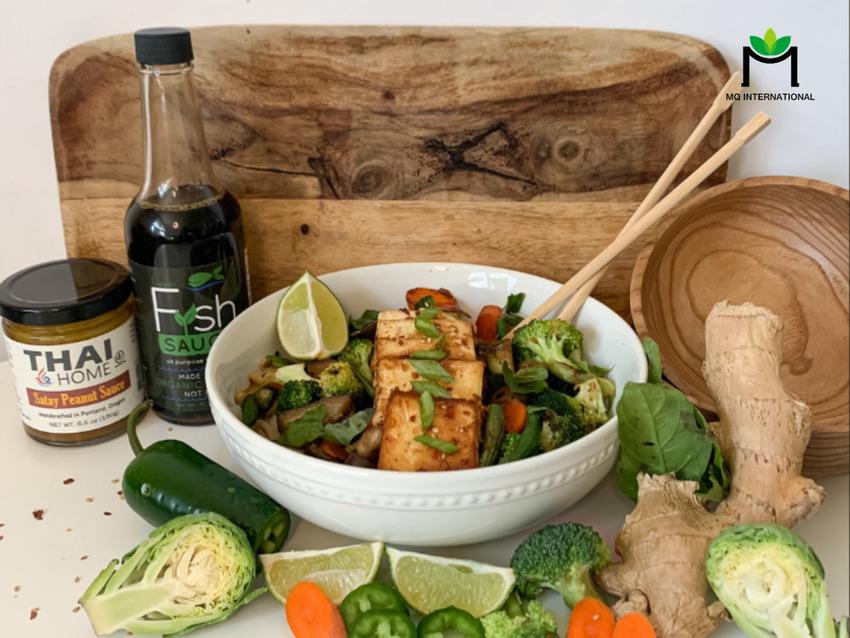 """Sản phẩm nước mắm cá """"chay"""" của Earthly Gourmet"""