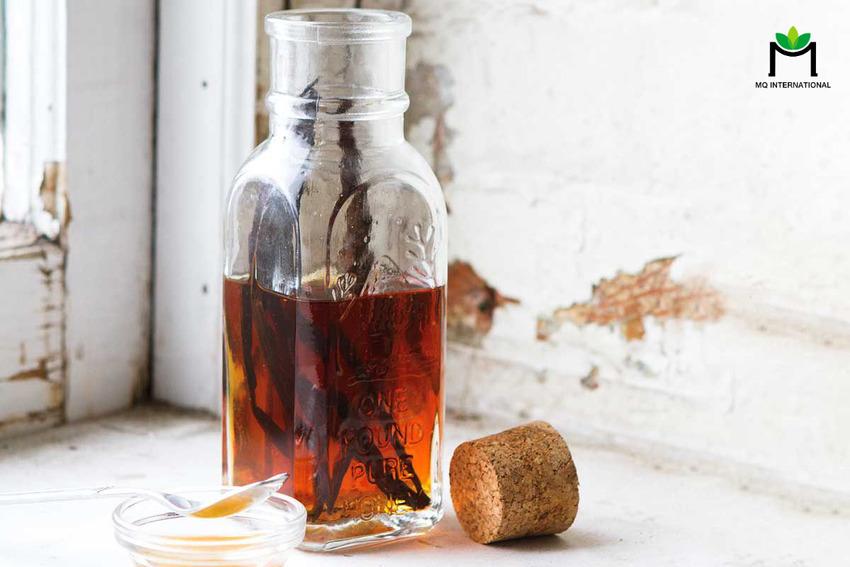 Siro hương vani sở hữu độ ngọt tự nhiên và góp phần làm giảm sử dụng đường tinh luyện trong chế biến thực phẩm