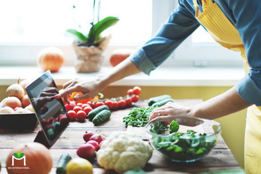 Thế hệ Z được cho là thiếu kiến thức về dinh dưỡng thực phẩm và thiếu kỹ năng nấu nướng