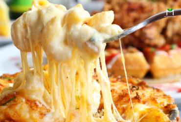 Thức ăn nhanh góp phần đẩy mạnh tiêu thụ các thứ phẩm từ sữa nguyên chất