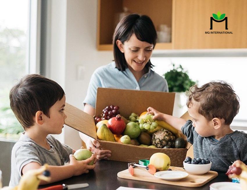 Các gói nguyên liệu/bữa ăn chế biến sẵn giúp phụ nữ có nhiều thời gian hơn