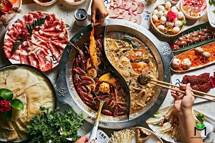 Các hương vị đến từ các nền văn hóa khác nhau trên thế giới đang được ưa chuộng