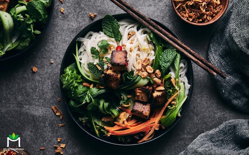 Cân bằng là chìa khóa cho mọi chế độ ăn lành mạnh, bao gồm chế độ ăn dựa trên thực vật
