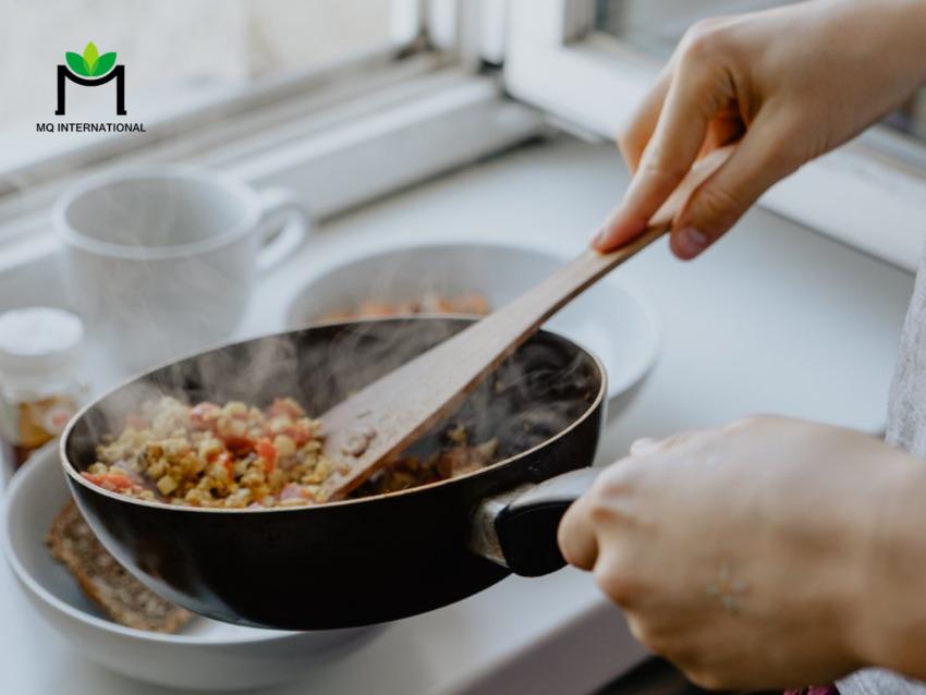 Đậu gà có thể nấu cùng nhiều loại nguyên liệu đa dạng