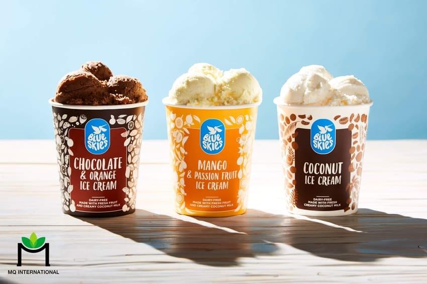 Giảm lượng đường đến mức tối đa là xu hướng mà các thương hiệu kem đang xem xét trong 2020 - 2021