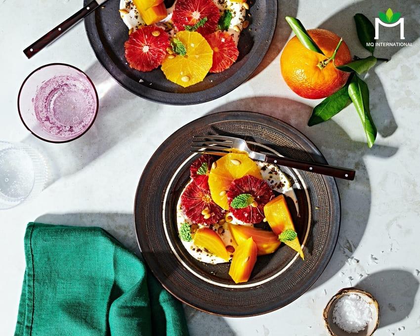 Hương cam chanh và những hương vị tự nhiên mới lạ, mang đến cảm giác ấm áp sẽ lên ngôi trong 2021