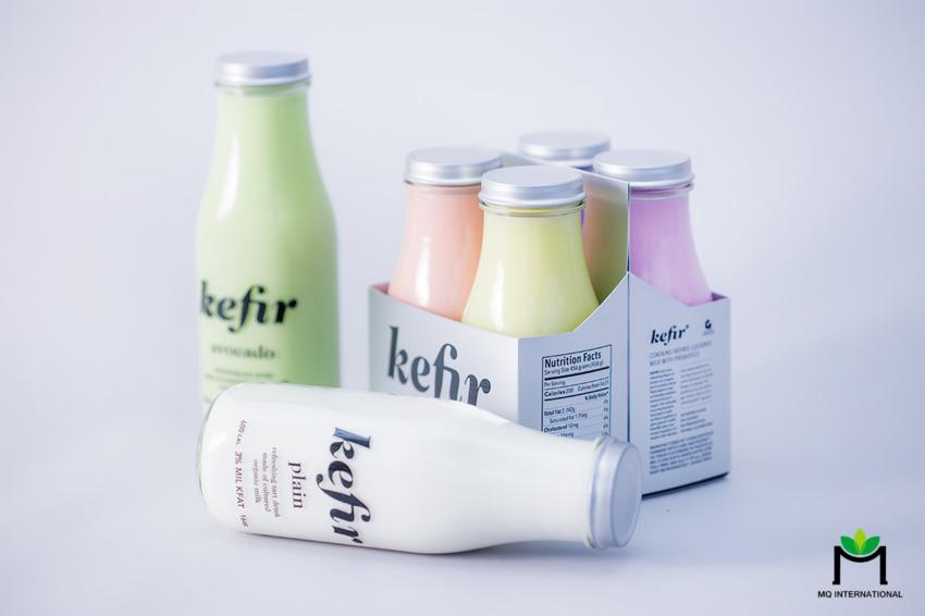 """Kefir - """"siêu nguyên liệu"""" của ngành đồ uống trong năm mới"""