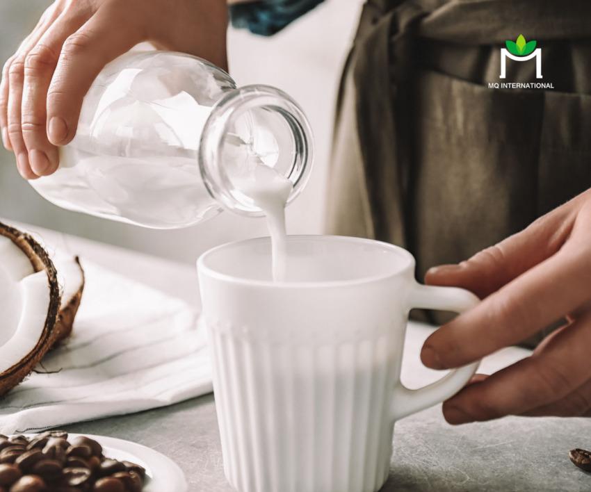 Sữa thực vật có sự tăng trưởng mạnh trong năm 2020 - 2021