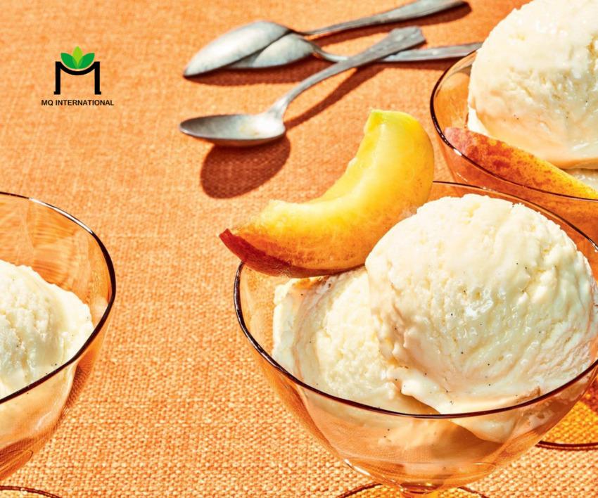 Thực phẩm hương vanilla mang lại cảm giác tích cực và dễ chịu