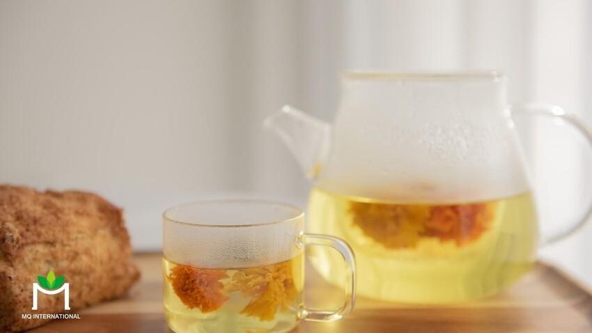 Các sản phẩm hương trà được lựa chọn nhiều vì lý do sức khỏe