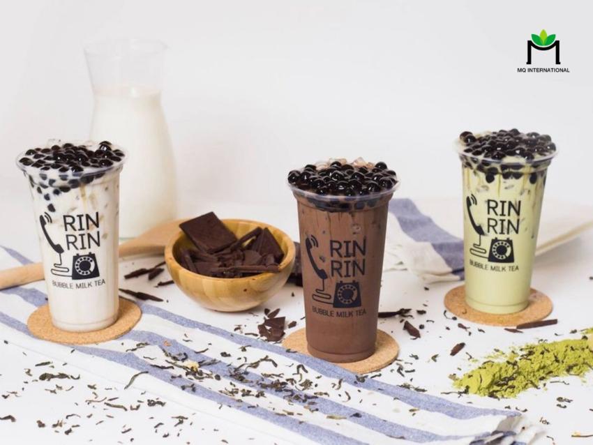 Trà sữa vẫn là cái tên nổi bật trên thị trường F&B