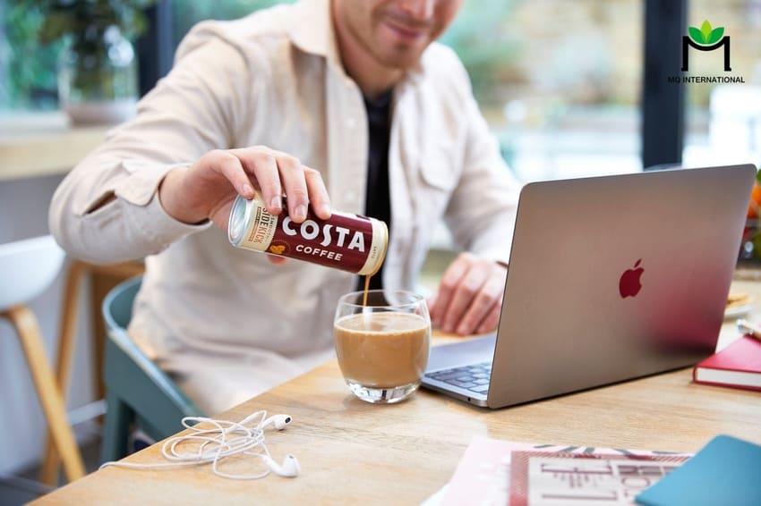 Coca - Cola nhanh chóng mua lại Costa Ltd., đánh dấu bước chân vào thị trường cà phê RTD