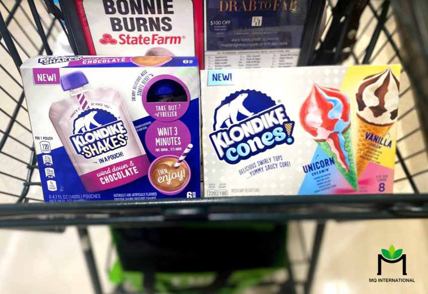 Klondike Shakes thể hiện sự sáng tạo của Unilever trong cải tiến dịch vụ pick - up