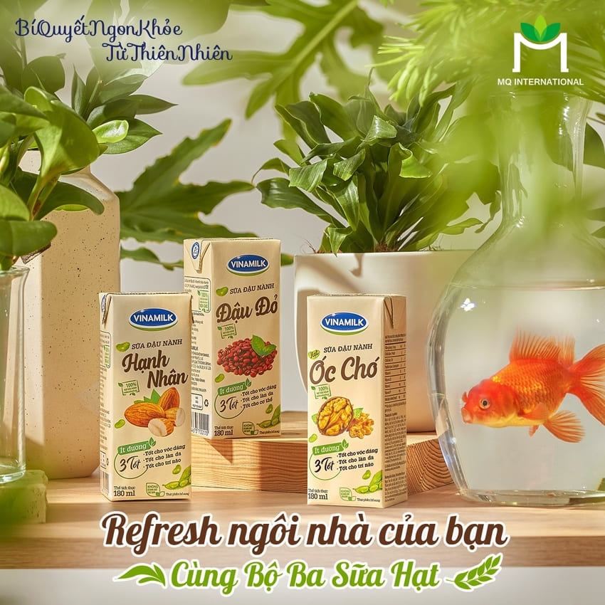 Người Việt ngày càng ưu tiên các sản phẩm F&B có nguồn gốc thực vật