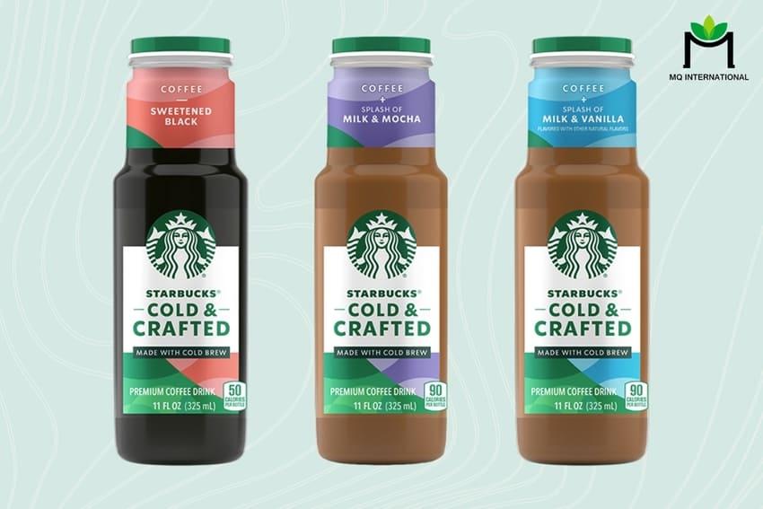 PepsiCo tiến quân vào ngành cà phê RTD, hợp tác cùng Starbucks và Luigi Lavazza