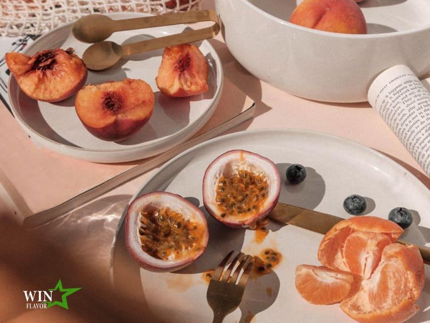 Nước trái cây là danh mục chính của dòng đồ uống miễn dịch