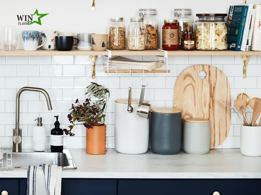 Trong mùa dịch Covid-19, vanilla có mặt trong gian bếp của ngày càng nhiều hộ gia đình
