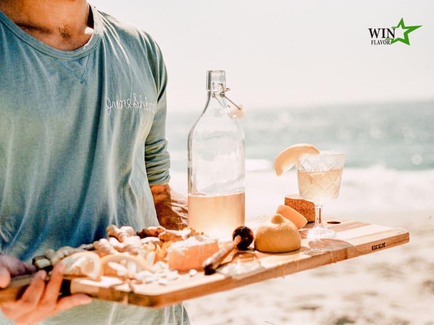 Vani còn là thành phần quan trọng của nhiều dòng đồ uống có cồn
