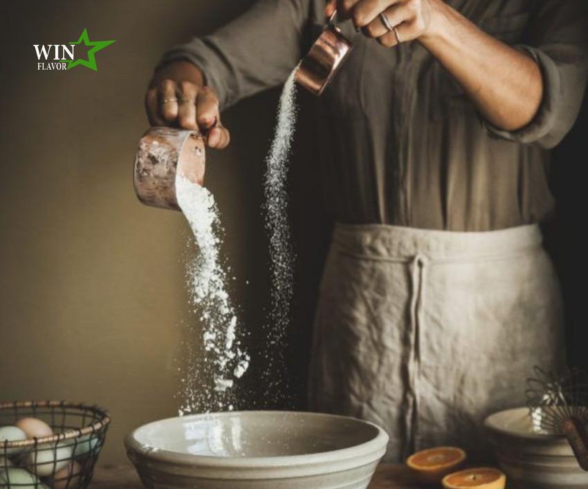 Vani thường có mặt trong các công thức bánh, từ ngọt tới mặn